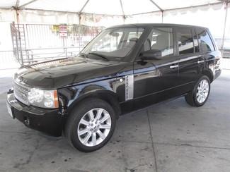 2008 Land Rover Range Rover SC Gardena, California