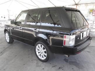 2008 Land Rover Range Rover SC Gardena, California 1