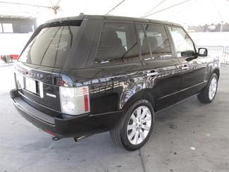 2008 Land Rover Range Rover SC Gardena, California 2