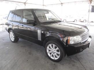 2008 Land Rover Range Rover SC Gardena, California 3