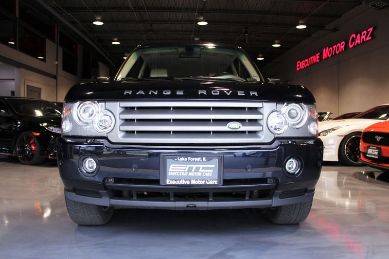 2008 Land Rover Range Rover HSE  Lake Forest IL  Executive Motor Carz  in Lake Forest, IL