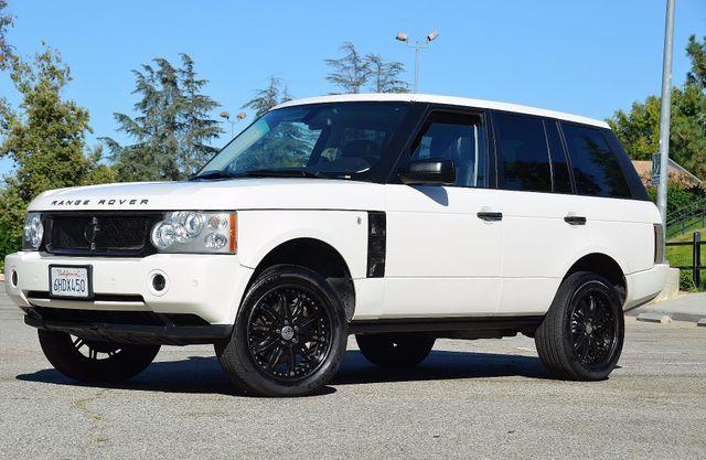 2008 Land Rover Range Rover HSE - NAVI - DVD - LUXURY PKG Reseda, CA 6