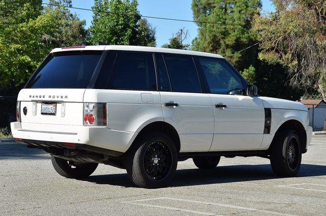 2008 Land Rover Range Rover HSE - NAVI - DVD - LUXURY PKG Reseda, CA 12