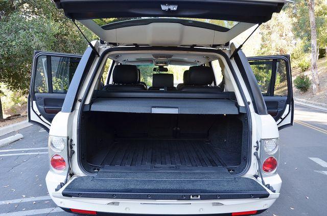 2008 Land Rover Range Rover HSE - NAVI - DVD - LUXURY PKG Reseda, CA 14