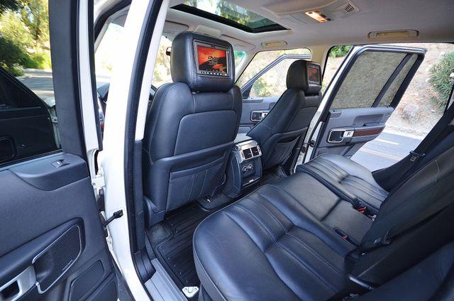 2008 Land Rover Range Rover HSE - NAVI - DVD - LUXURY PKG Reseda, CA 16