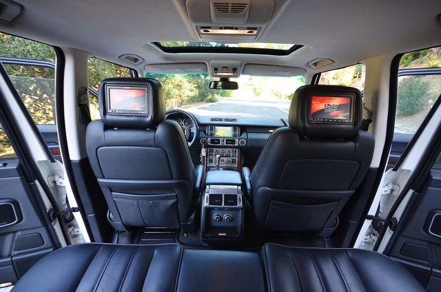 2008 Land Rover Range Rover HSE - NAVI - DVD - LUXURY PKG Reseda, CA 2