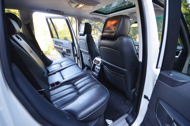 2008 Land Rover Range Rover HSE - NAVI - DVD - LUXURY PKG Reseda, CA 17