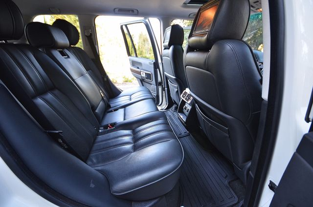 2008 Land Rover Range Rover HSE - NAVI - DVD - LUXURY PKG Reseda, CA 18