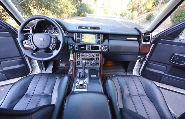 2008 Land Rover Range Rover HSE - NAVI - DVD - LUXURY PKG Reseda, CA 21