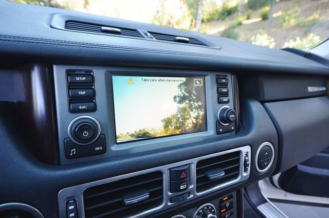 2008 Land Rover Range Rover HSE - NAVI - DVD - LUXURY PKG Reseda, CA 26