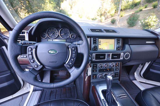 2008 Land Rover Range Rover HSE - NAVI - DVD - LUXURY PKG Reseda, CA 3