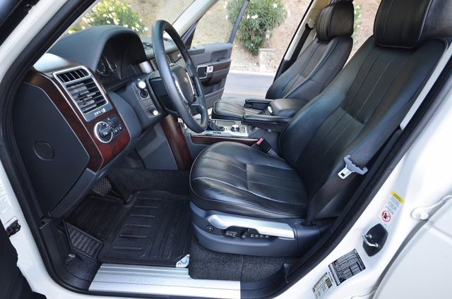 2008 Land Rover Range Rover HSE - NAVI - DVD - LUXURY PKG Reseda, CA 31
