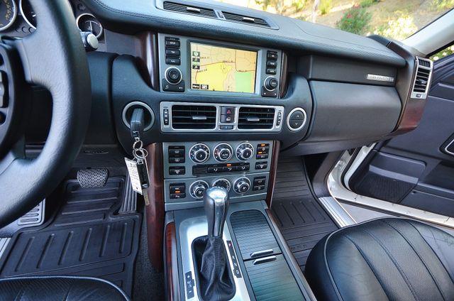 2008 Land Rover Range Rover HSE - NAVI - DVD - LUXURY PKG Reseda, CA 32