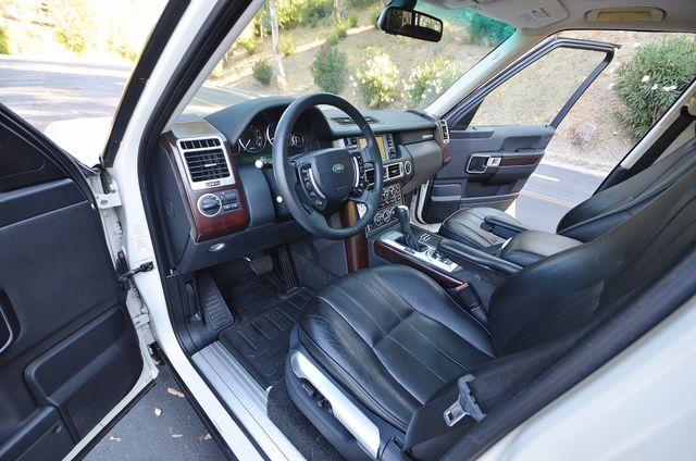 2008 Land Rover Range Rover HSE - NAVI - DVD - LUXURY PKG Reseda, CA 35