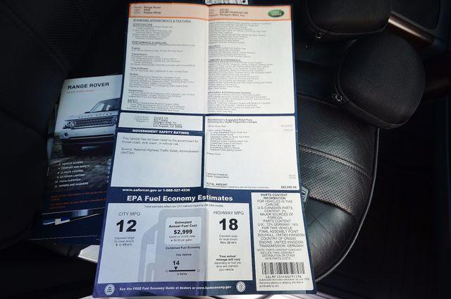 2008 Land Rover Range Rover HSE - NAVI - DVD - LUXURY PKG Reseda, CA 39