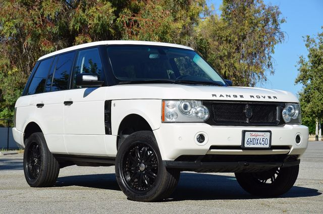 2008 Land Rover Range Rover HSE - NAVI - DVD - LUXURY PKG Reseda, CA 1