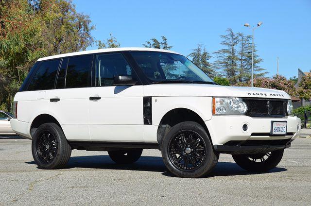 2008 Land Rover Range Rover HSE - NAVI - DVD - LUXURY PKG Reseda, CA 9