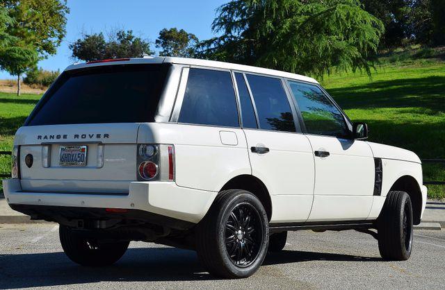 2008 Land Rover Range Rover HSE - NAVI - DVD - LUXURY PKG Reseda, CA 11