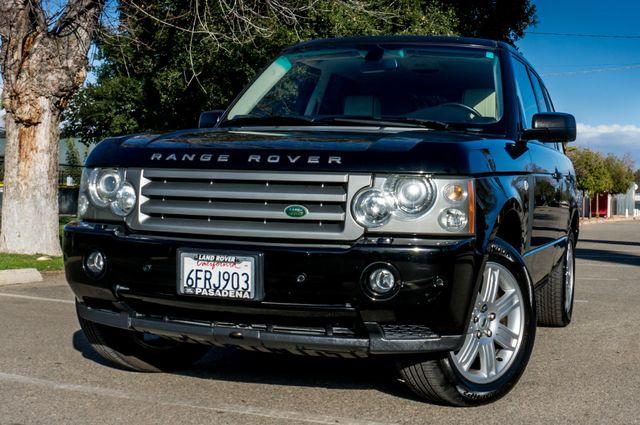2008 Land Rover Range Rover HSE Reseda, CA 2
