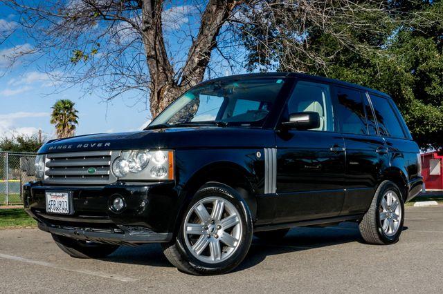 2008 Land Rover Range Rover HSE Reseda, CA 1