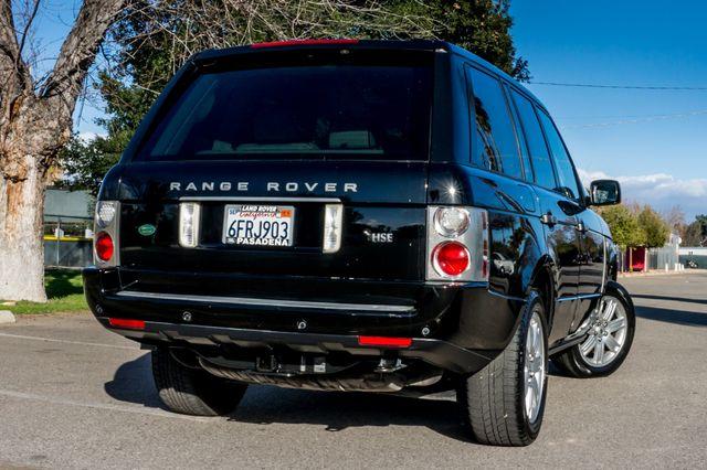 2008 Land Rover Range Rover HSE Reseda, CA 7