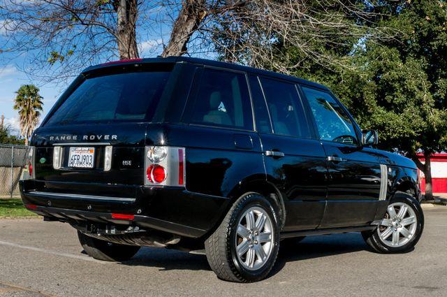 2008 Land Rover Range Rover HSE Reseda, CA 8