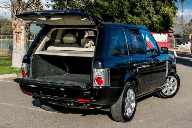 2008 Land Rover Range Rover HSE Reseda, CA 10