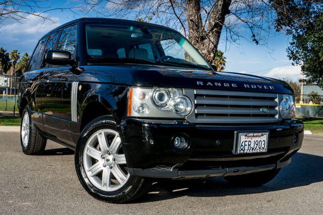 2008 Land Rover Range Rover HSE Reseda, CA 52