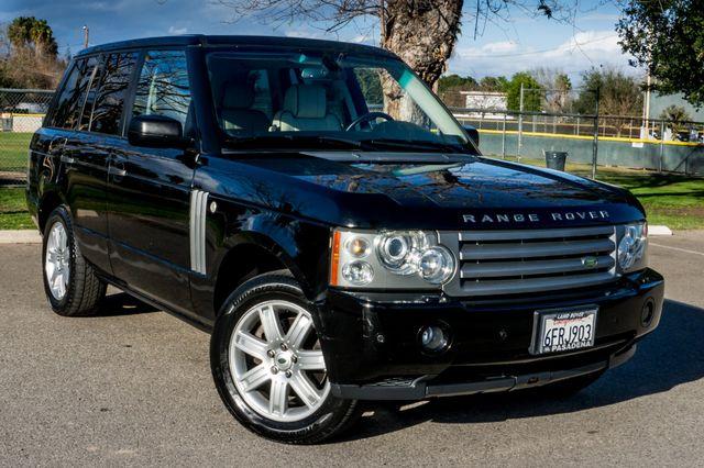 2008 Land Rover Range Rover HSE Reseda, CA 51