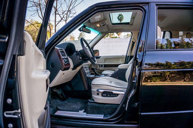 2008 Land Rover Range Rover HSE Reseda, CA 41