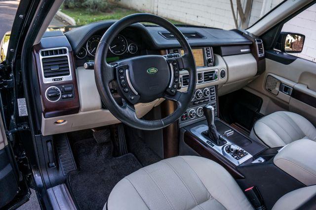 2008 Land Rover Range Rover HSE Reseda, CA 14