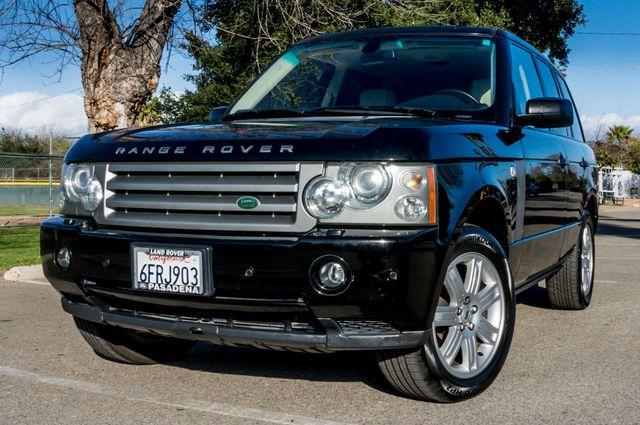 2008 Land Rover Range Rover HSE Reseda, CA 49