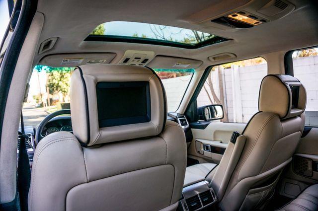 2008 Land Rover Range Rover HSE Reseda, CA 44
