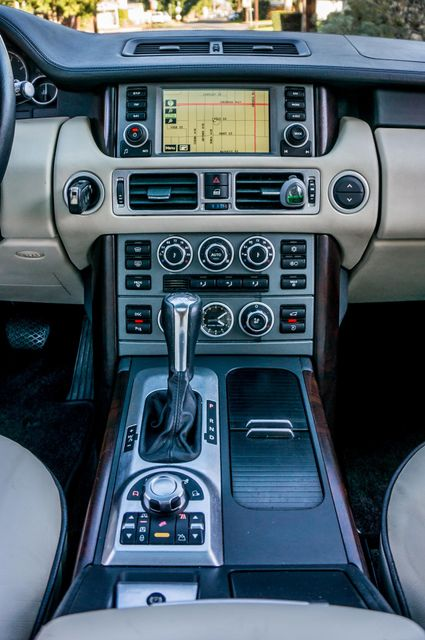 2008 Land Rover Range Rover HSE Reseda, CA 23