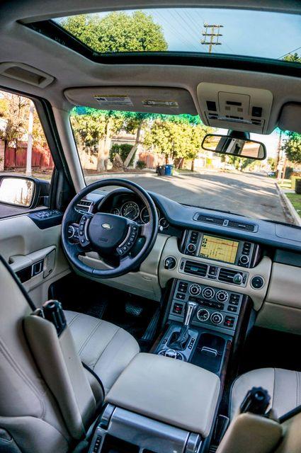 2008 Land Rover Range Rover HSE Reseda, CA 42