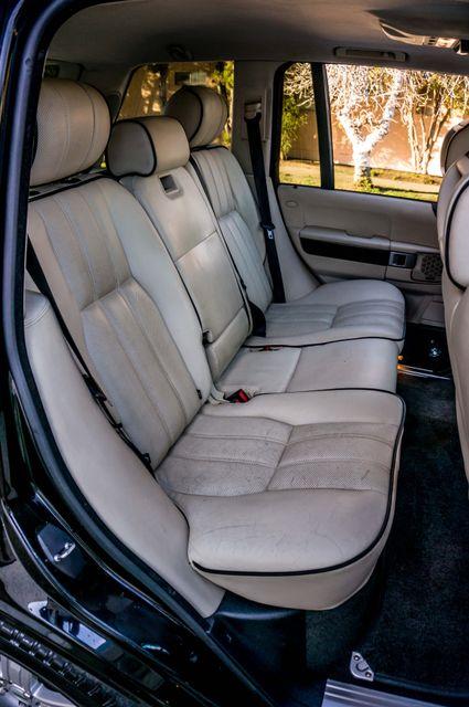2008 Land Rover Range Rover HSE Reseda, CA 36