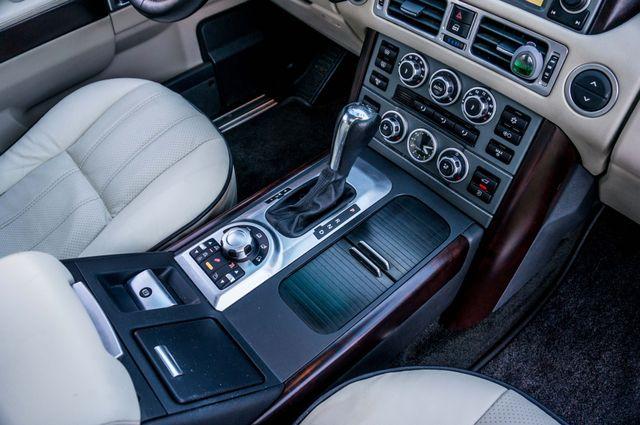 2008 Land Rover Range Rover HSE Reseda, CA 29