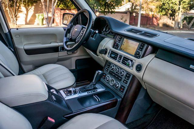 2008 Land Rover Range Rover HSE Reseda, CA 38