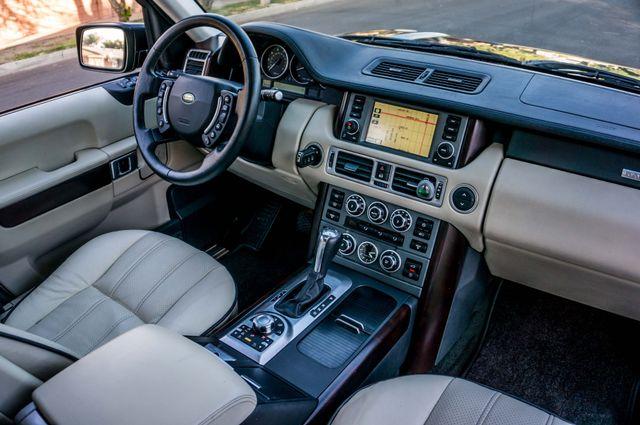 2008 Land Rover Range Rover HSE Reseda, CA 39