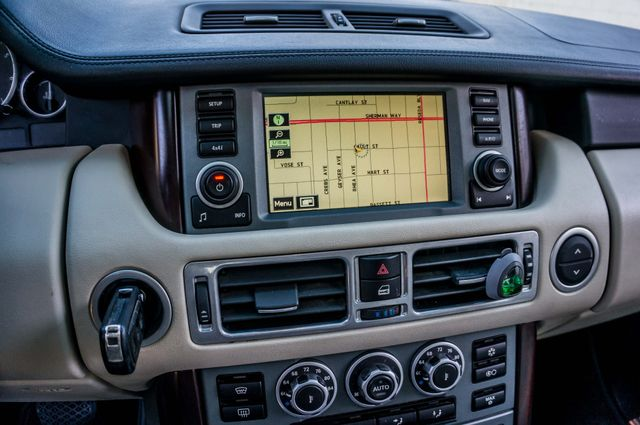 2008 Land Rover Range Rover HSE Reseda, CA 25