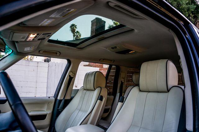 2008 Land Rover Range Rover HSE Reseda, CA 43