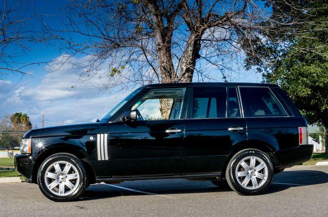 2008 Land Rover Range Rover HSE Reseda, CA 4