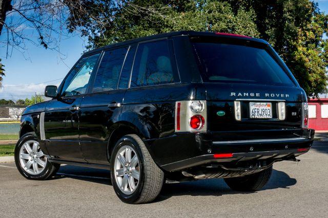 2008 Land Rover Range Rover HSE Reseda, CA 6