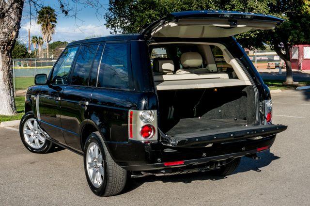 2008 Land Rover Range Rover HSE Reseda, CA 9