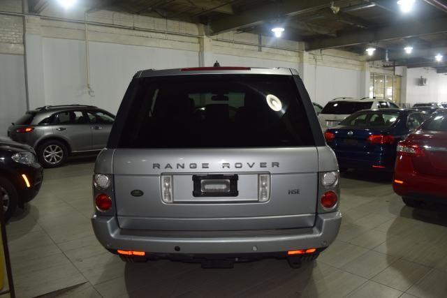 2008 Land Rover Range Rover HSE Richmond Hill, New York 3