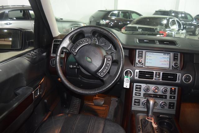 2008 Land Rover Range Rover HSE Richmond Hill, New York 8