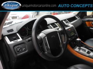 2008 Land Rover Range Rover Sport SC Bridgeville, Pennsylvania 12