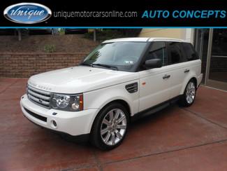 2008 Land Rover Range Rover Sport SC Bridgeville, Pennsylvania 6