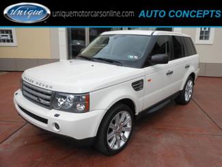 2008 Land Rover Range Rover Sport SC Bridgeville, Pennsylvania 4