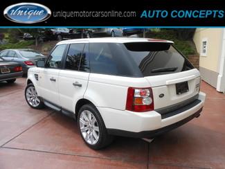 2008 Land Rover Range Rover Sport SC Bridgeville, Pennsylvania 10